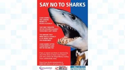Police warn against using loan sharks | Granada - ITV News