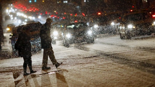 latest weather report states a huge snowstorm in America Washington D.C. earlier this week world360insteps.com