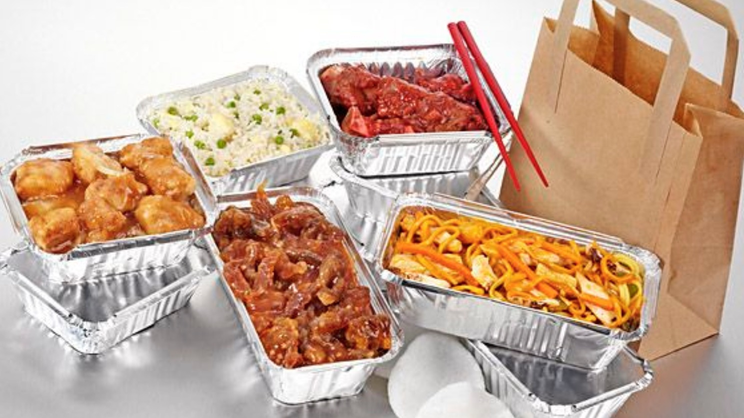 Chinese Takeaway Police Deliver Chinese Takeaway After Delivery Driver