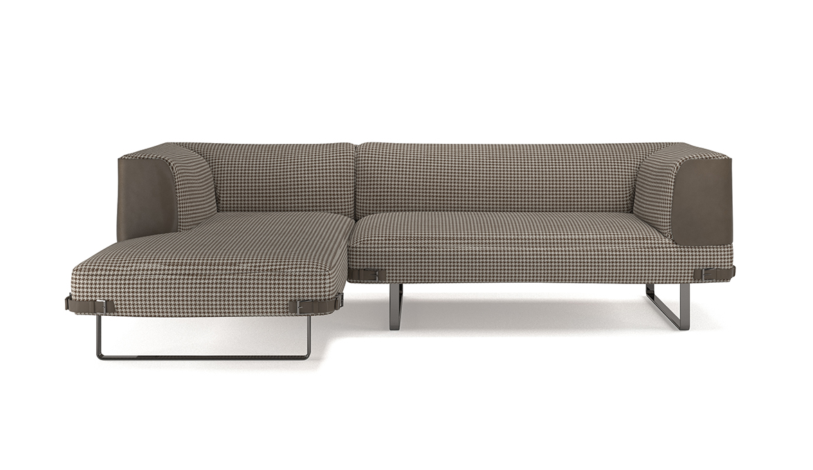 Divani Fendi Milan2016 Preview Soho Lite Sofa Designed By Toan Nguyen For