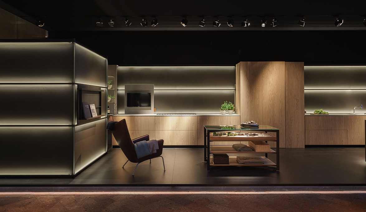 Bulthaup B3 Bulthaup B3 Milan 2016. The Kitchen Designed To Create Different Atmospheres - News Infurma: Online Magazine Of The International Habitat Portal. Design, Contract, Interior Design, Furniture, Lighting And Decoration