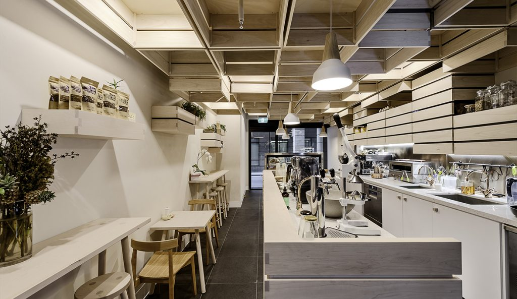 Kitayama K Architects Designed A Sustainable Café In