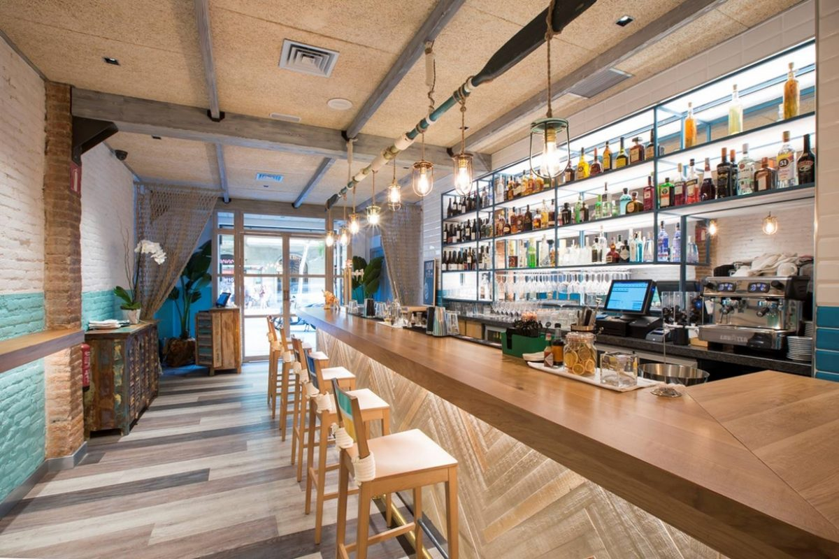 Construction Cuisine 4retail Pays Tribute To Peruvian Cuisine In The Integral