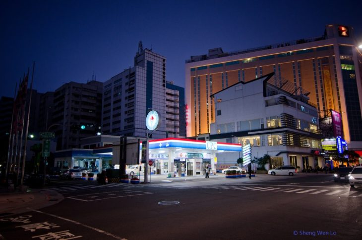 gas-station-in-taiwan