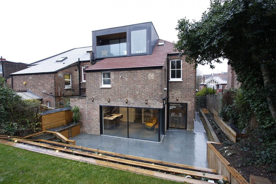 Glass Roof Extension Architectural Solutions For Roof Terraces And Extensions Iq
