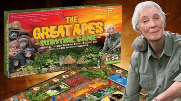 Game On! Save Great Apes On Game Night