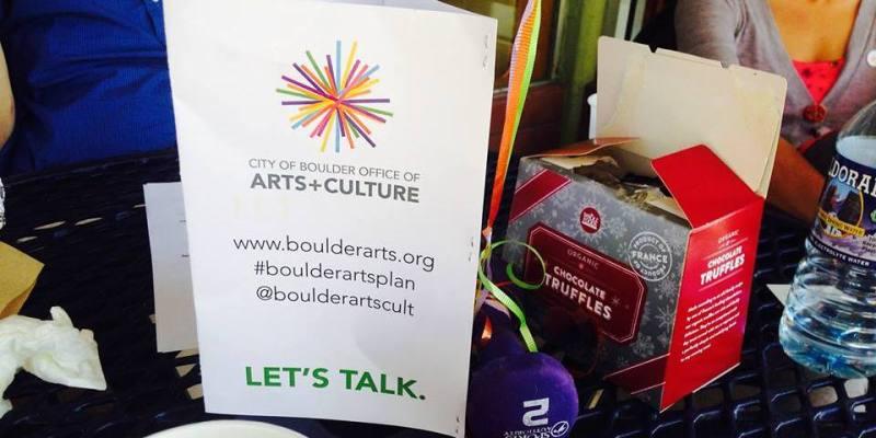 City of Boulder Begins Cultural Plan Project