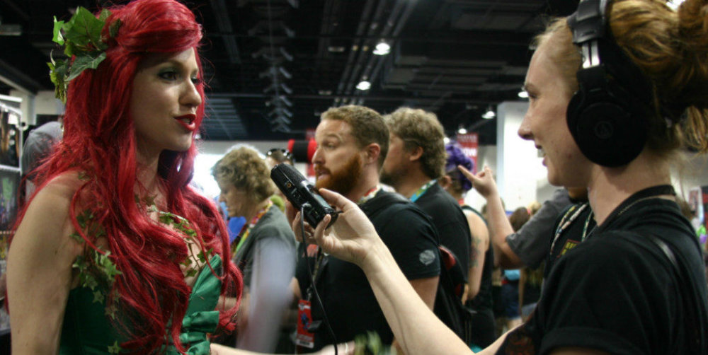 Sexual Harassment at Comic Conventions