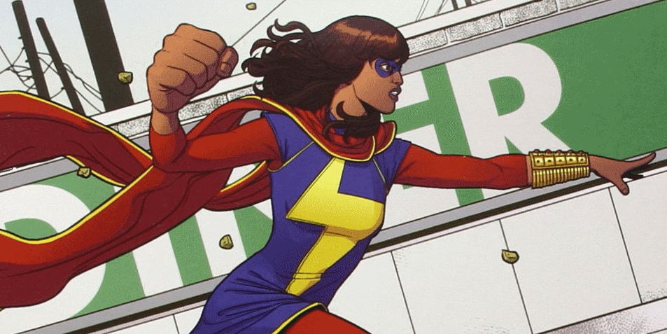 After Hours at the Book Club: Female Muslim Comic Book Superhero