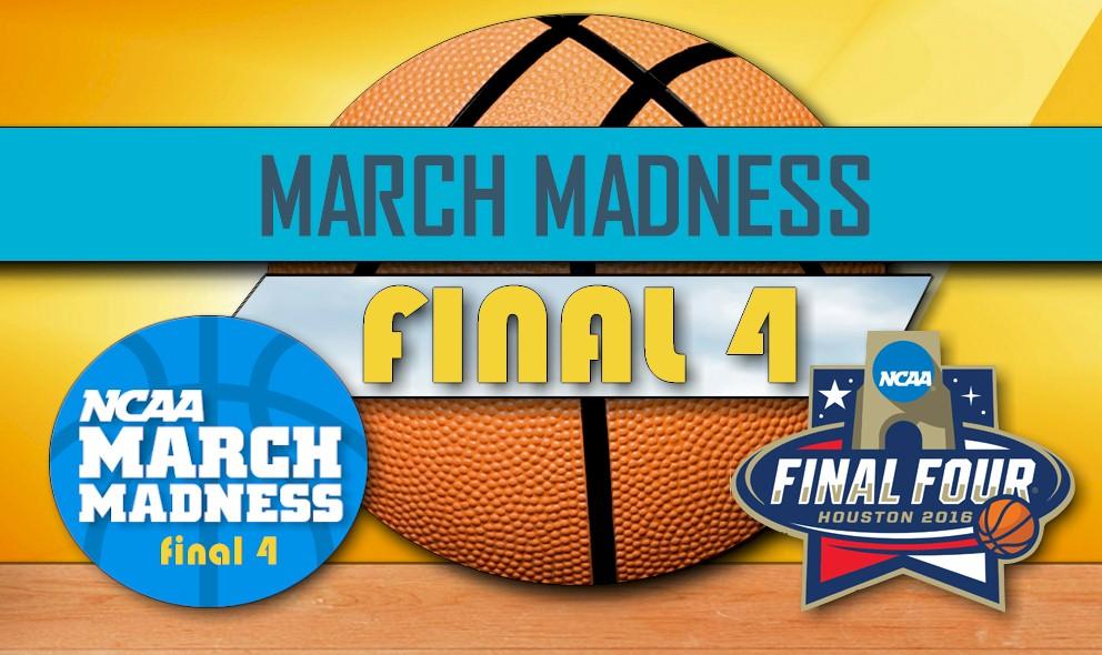 Final Four 2016 Bracket NCAA Basketball Bracket Schedule April 2