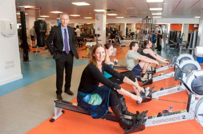 GALLERY - Official opening of refurbished Sports and ...