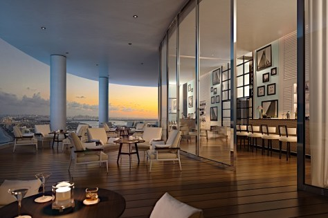 Ritz-Carlton Sunny Isles - Bar and Lounge