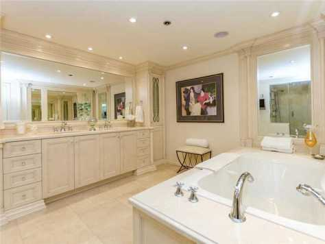 Master Bathroom Bal Harbour Condo for sale
