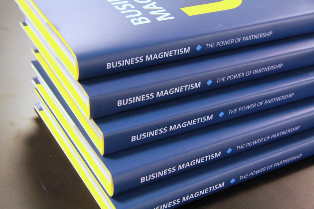 Book Recommendation for Fall Reading: Business Magnetism