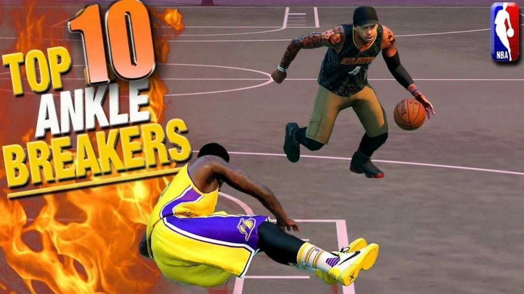 Ratings Crossovers Nba 2k16 Top 10 Mypark Crossovers & Ankle Breakers Of The Week #3 | Nba 2kw | Nba 2k20 News