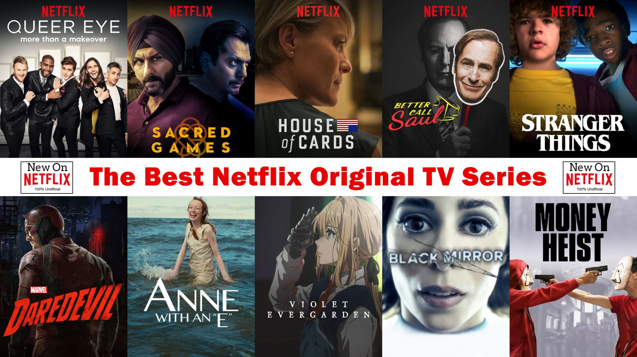 Television Series Of What Are The Best Netflix Original Tv Series Right Now 8th