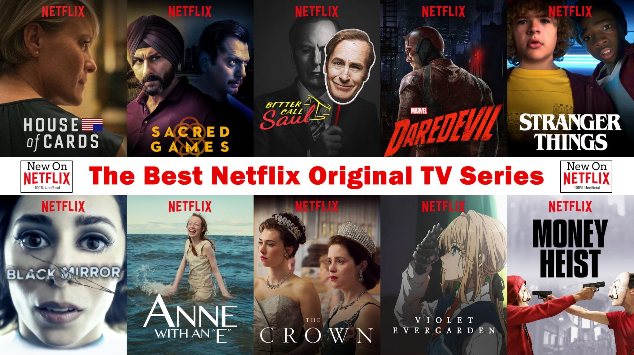 Television Series Of What Are The Best Netflix Original Tv Series Right Now 19th
