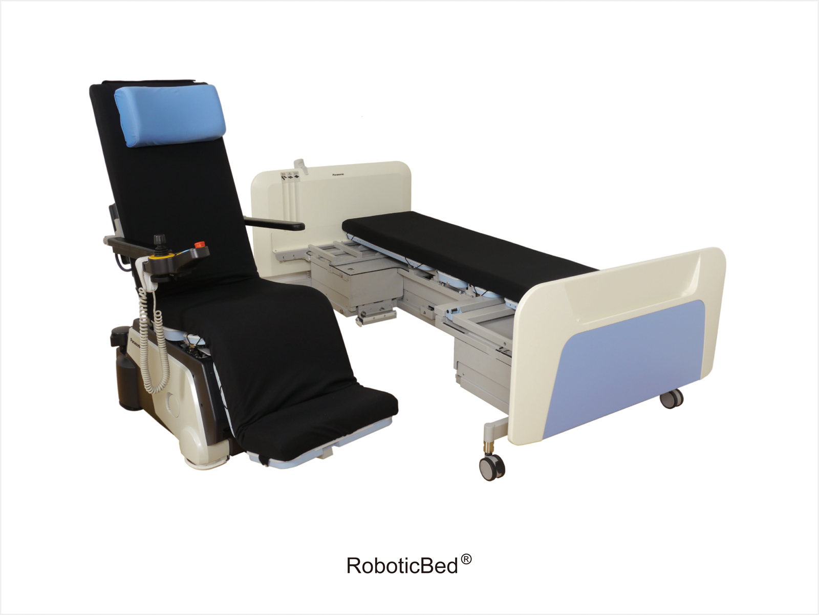 Bed Wheelchair Panasonic To Unveil Innovative Communication Assistance Robot