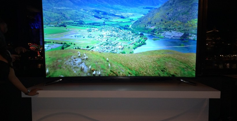 Inch Samsung TV Curved