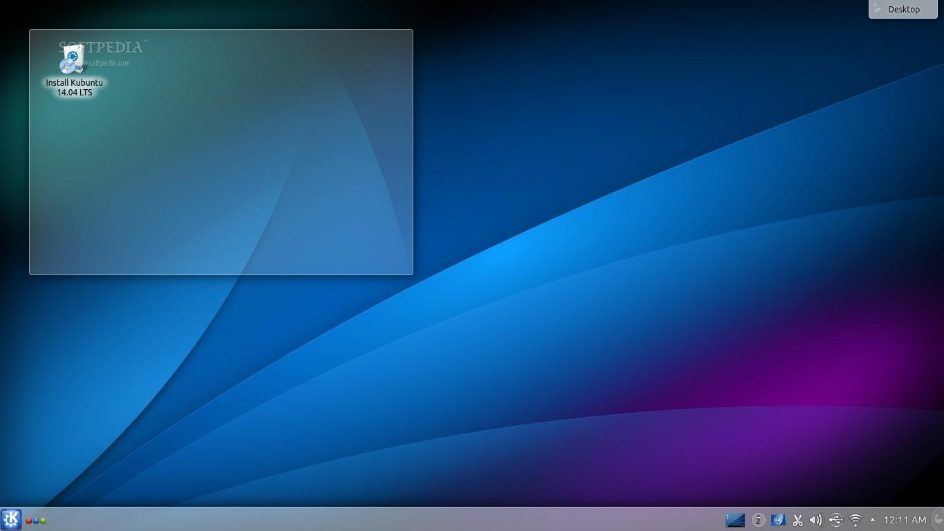 Beautiful 3d Wallpaper For Android Kubuntu 14 04 Lts Screenshot Tour Softpedia