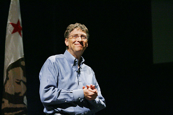Hennessy Wallpaper Iphone Bill Gates Picks Stanford To Launch College Tour Software