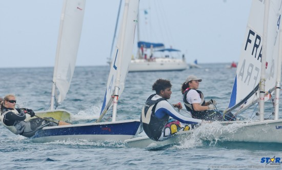 The just concluded Regatta also served as the St Lucia National Sailing championship for young sailors.