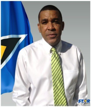 LPM leader Therold Prudent.