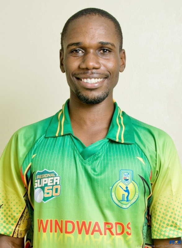 Dalton Polius is a member of the Zouks, which is St Lucia's franchise team in the Limacol Caribbean Premier League.