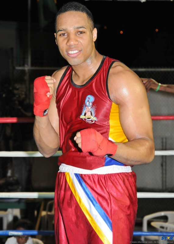 Ryan Charles will compete in the heavyweight division at the AMBC Intercontinental Boxing Championships.