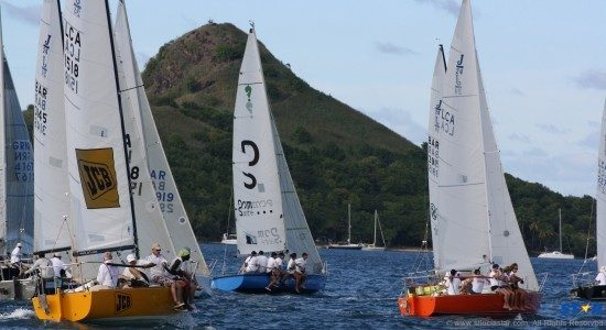 J24 National Championships promises to be a small but fiercely competitive regatta.