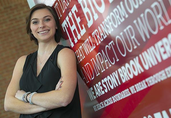 For Erica Ferer \u002717, Leadership Equals Service SBU News - ferer