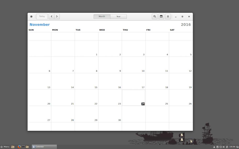 Desktop Calendar Linux Mint Linux Mint 182 Sonya Cinnamon Released The Linux Cinnamon 32 Released Install On Ubuntu And Linux Mint