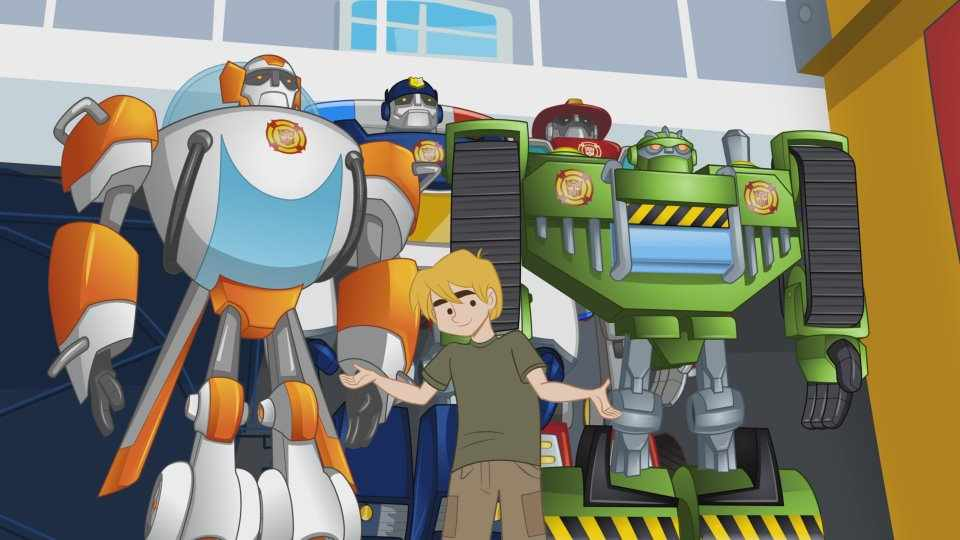 Transformers Rescue Bots Coloring Pages and Promo Still - new coloring pages for rescue bots
