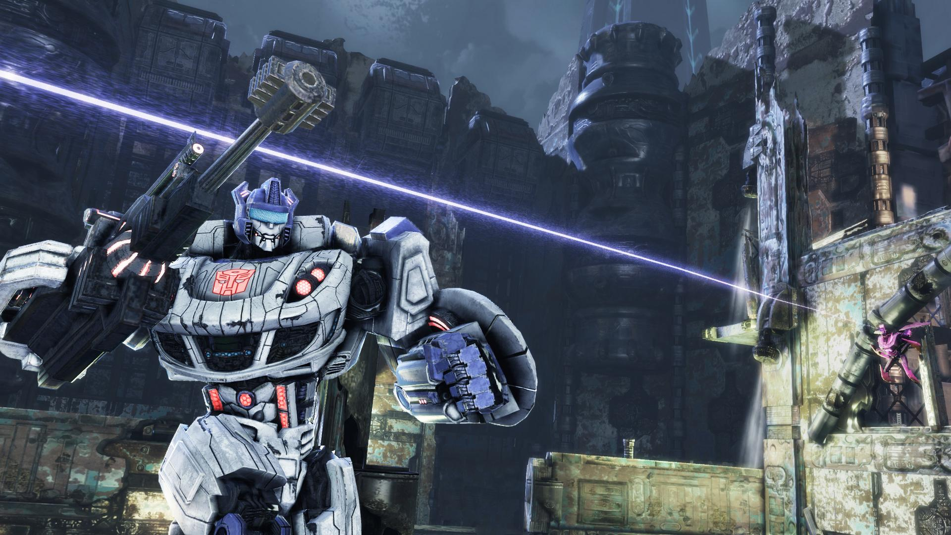 Fall Of Cybertron Wallpaper Tfw2005 Fall Of Cybertron Hands On And Impressions