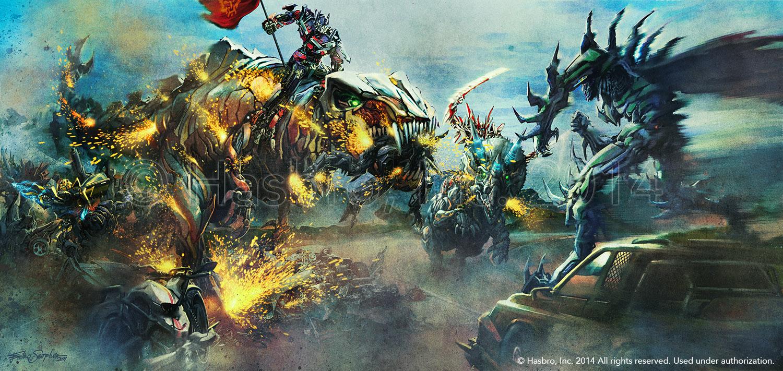 Fall Of Grayskull Wallpaper Transformers 4 Age Of Extinction Emiliano Santalucia