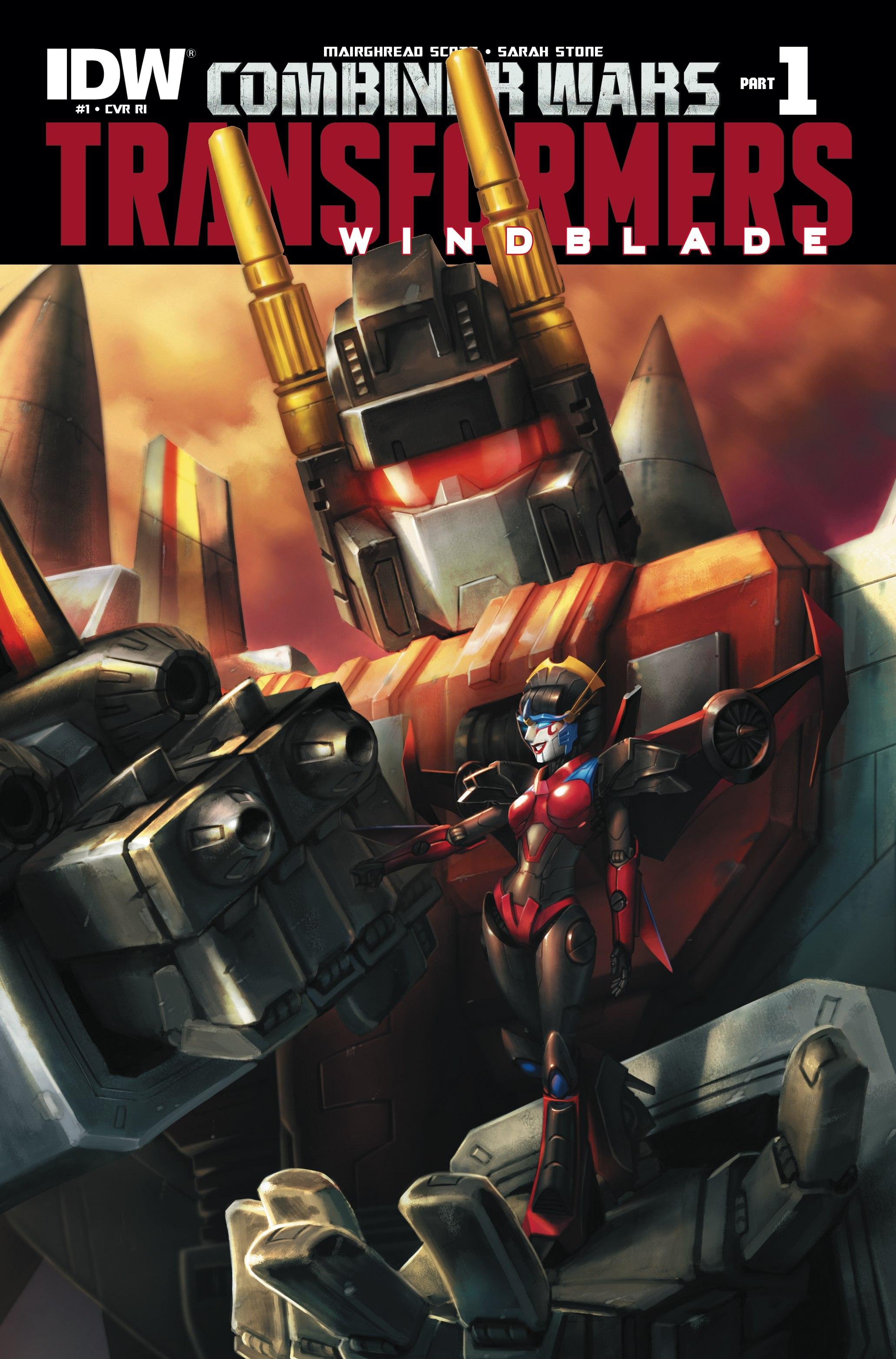Cute Book Wallpaper Transformers Windblade Combiner Wars Part 1 Full Preview