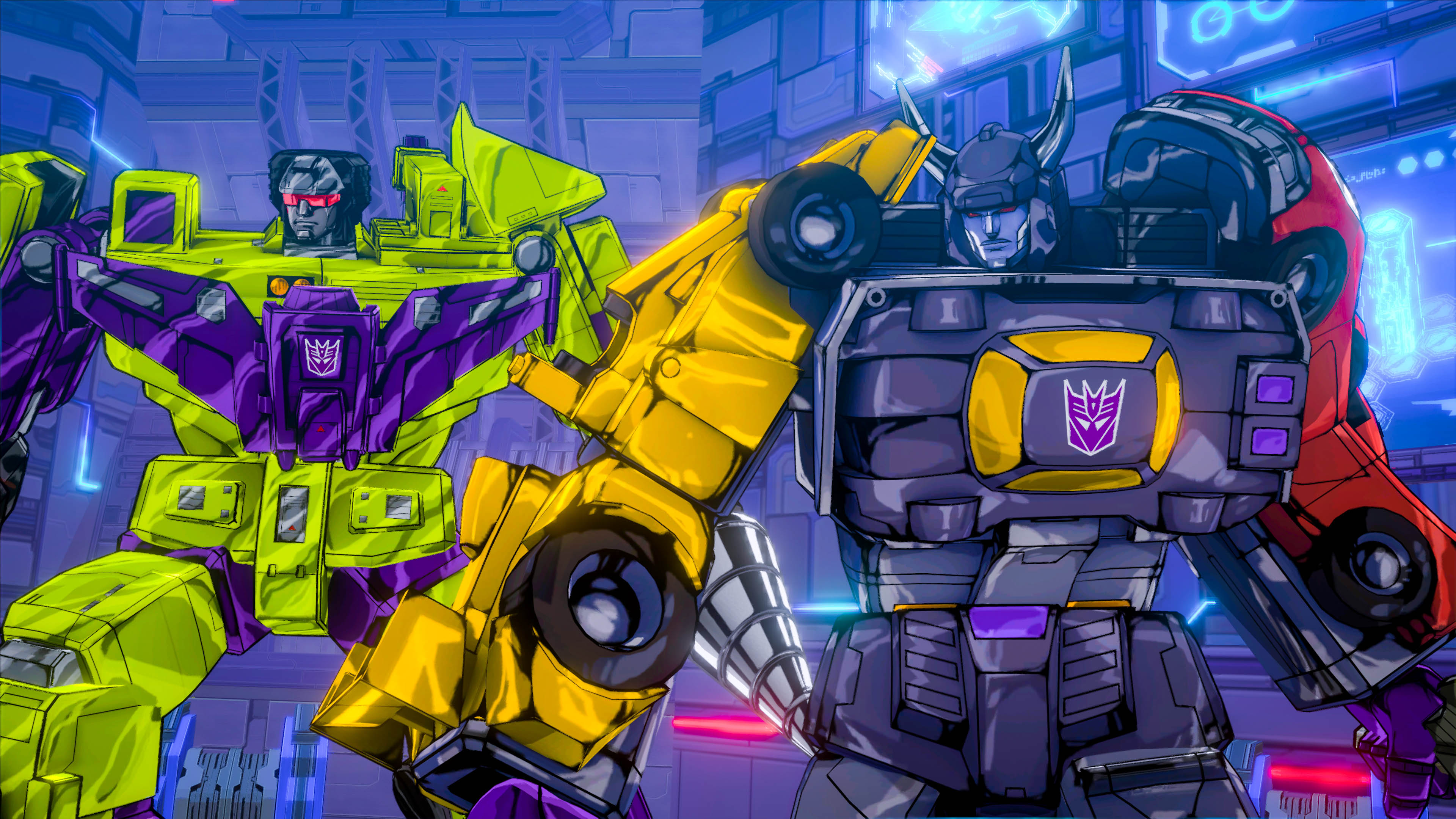Touhou Fall Wallpaper Transformers Devastation The Tfw2005 Review