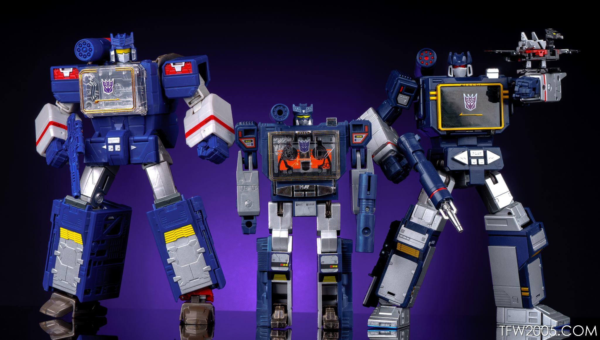 Lg Optimus 3d Wallpaper Titans Return Soundwave In Hand Gallery Transformers