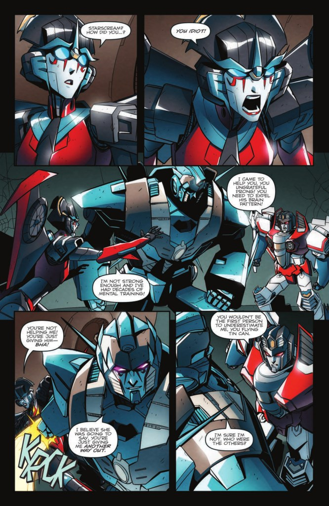 Japan Fall Wallpaper Idw Transformers Till All Are One 12 Full Preview