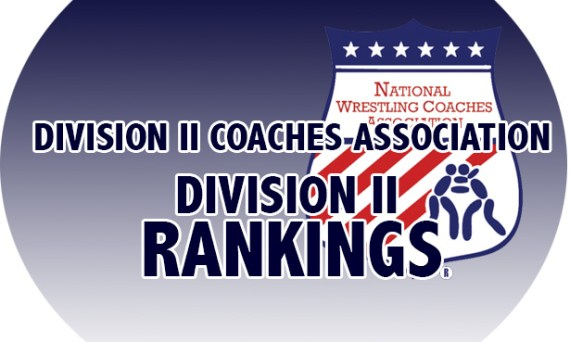NCAA Division II Wrestling Rankings