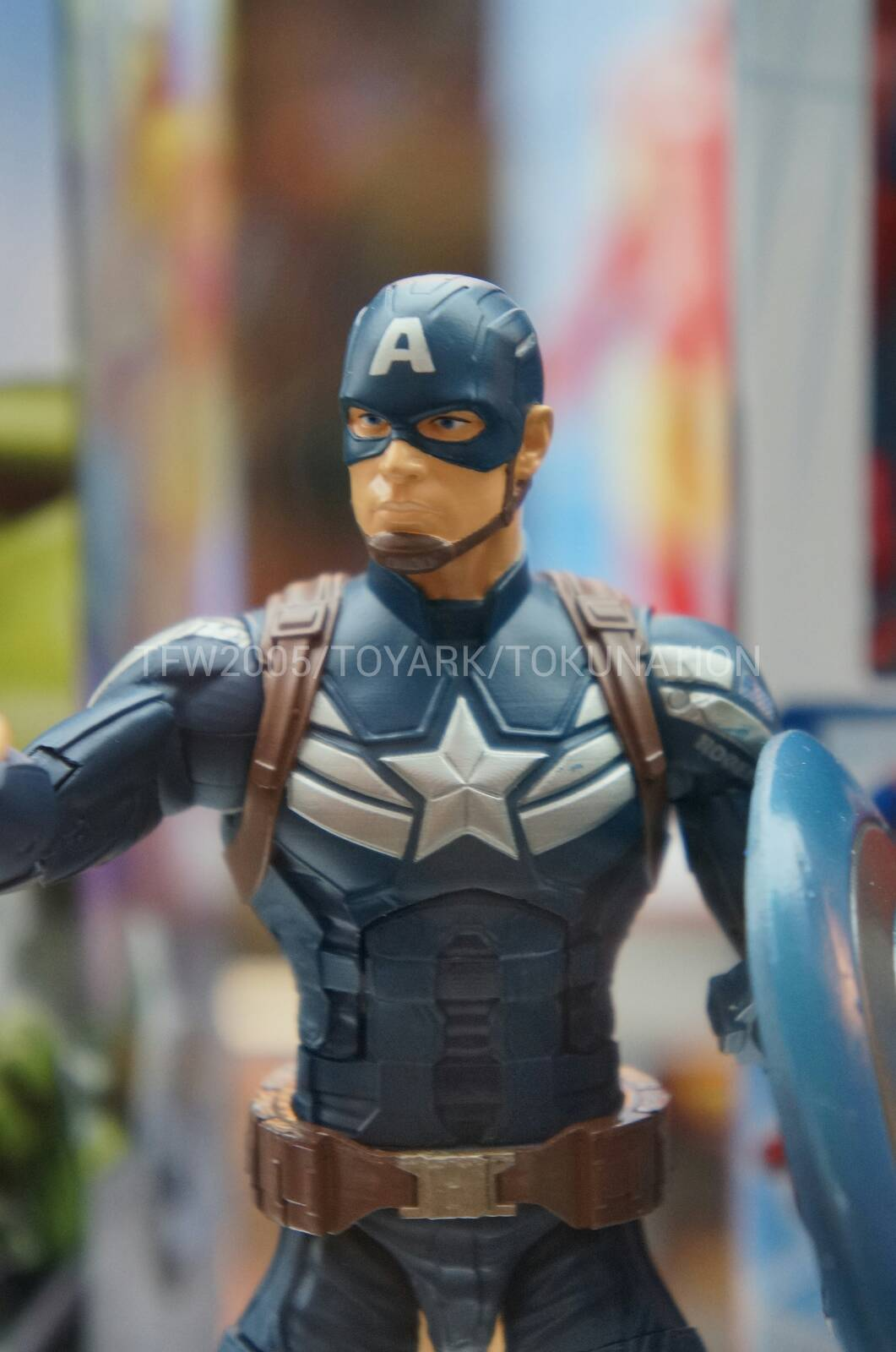 Captain America Winter Sol R Figure