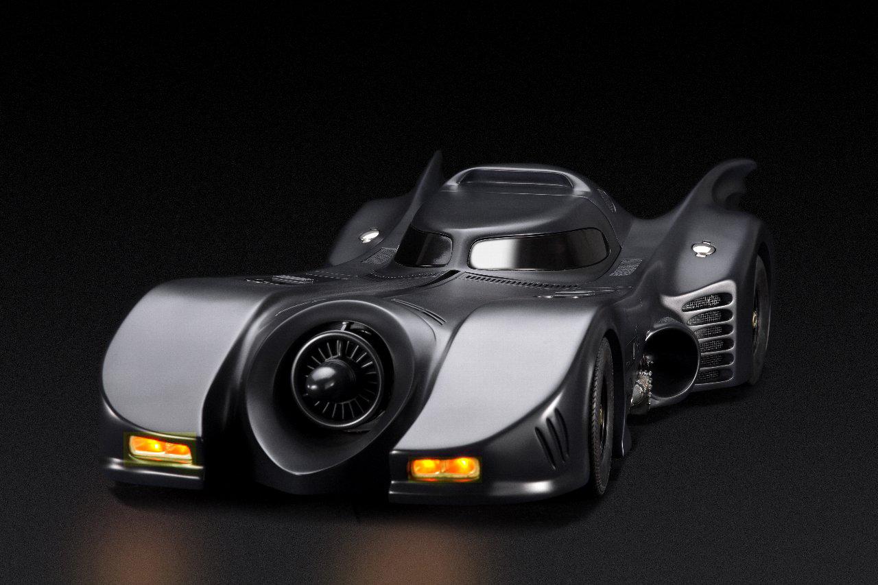 Batman The Dark Knight Car Wallpaper Cinemaquette S Batman 1989 Batmobile Mechanical Version