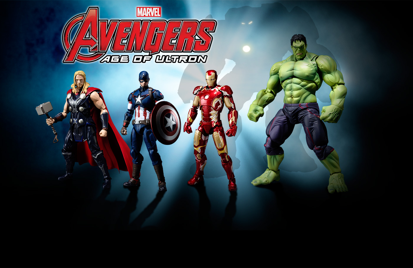 Thor 3d Hd Wallpaper New Photos For Sh Figuarts Avengers Age Of Ultron Figures