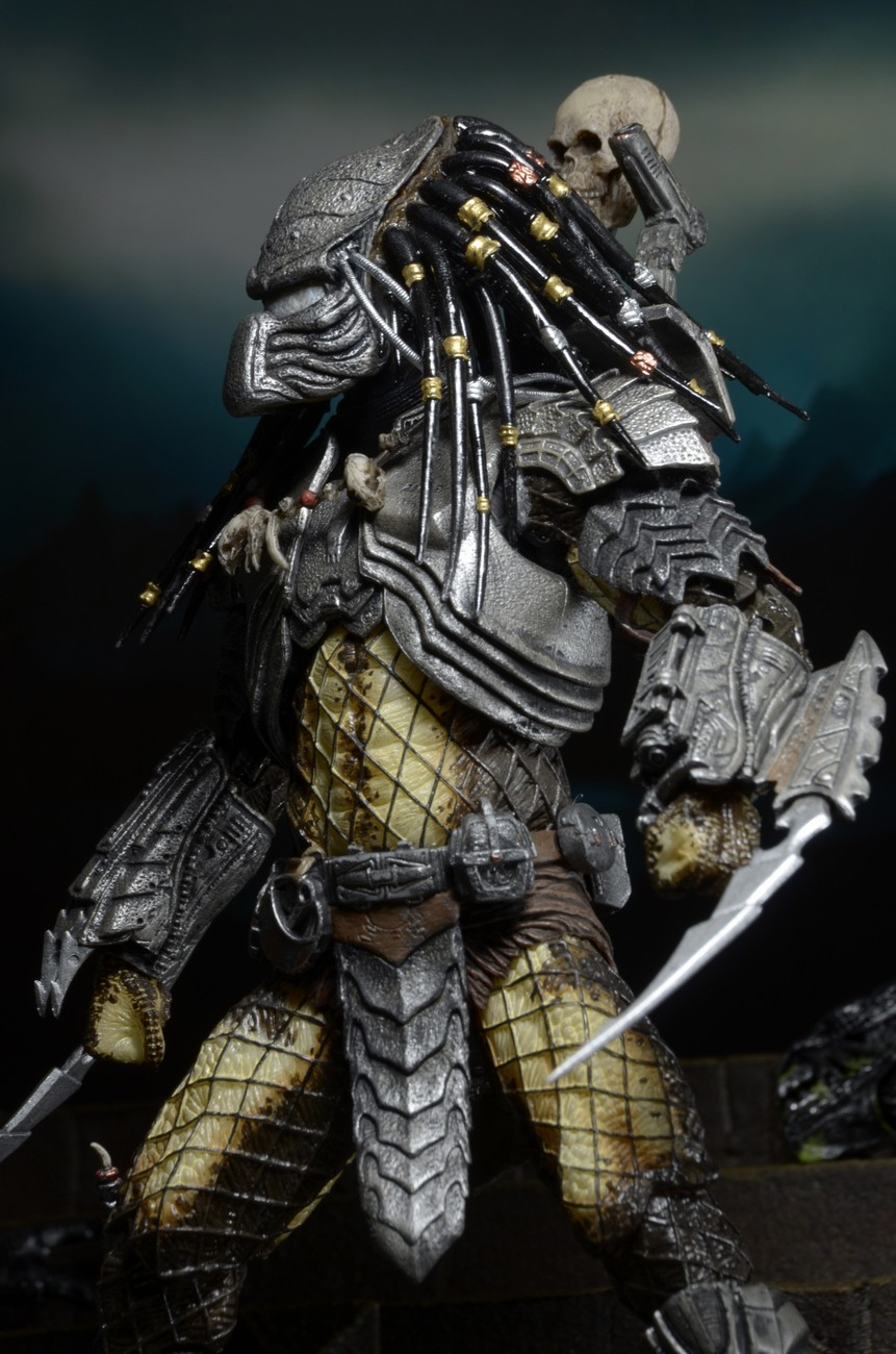 Toy Story Toys Official Details And Images For Neca Predator Series 14 Figures