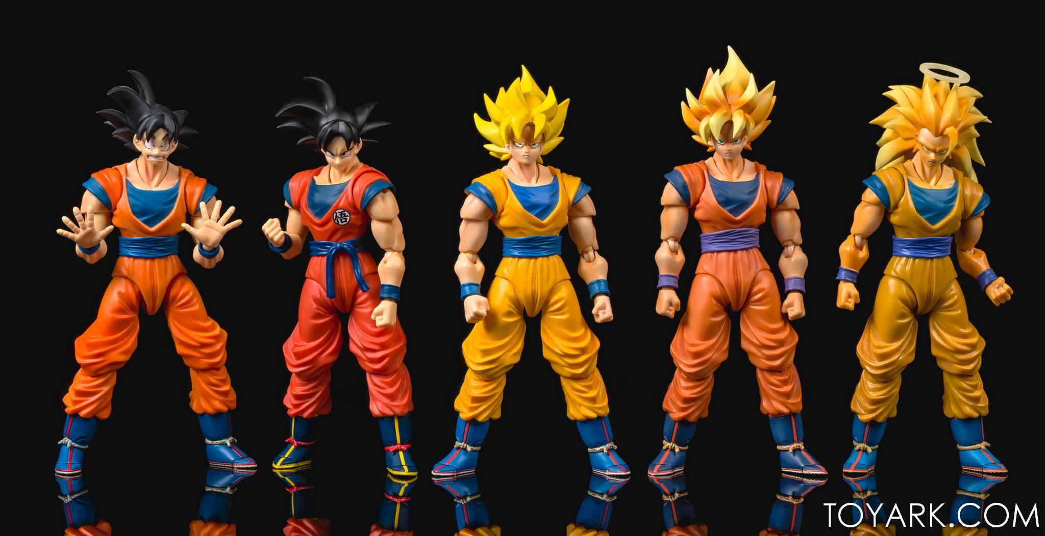 Ebay 3d Wallpaper Photo Sdcc 2015 Exclusive Son Goku Frieza Saga Version The
