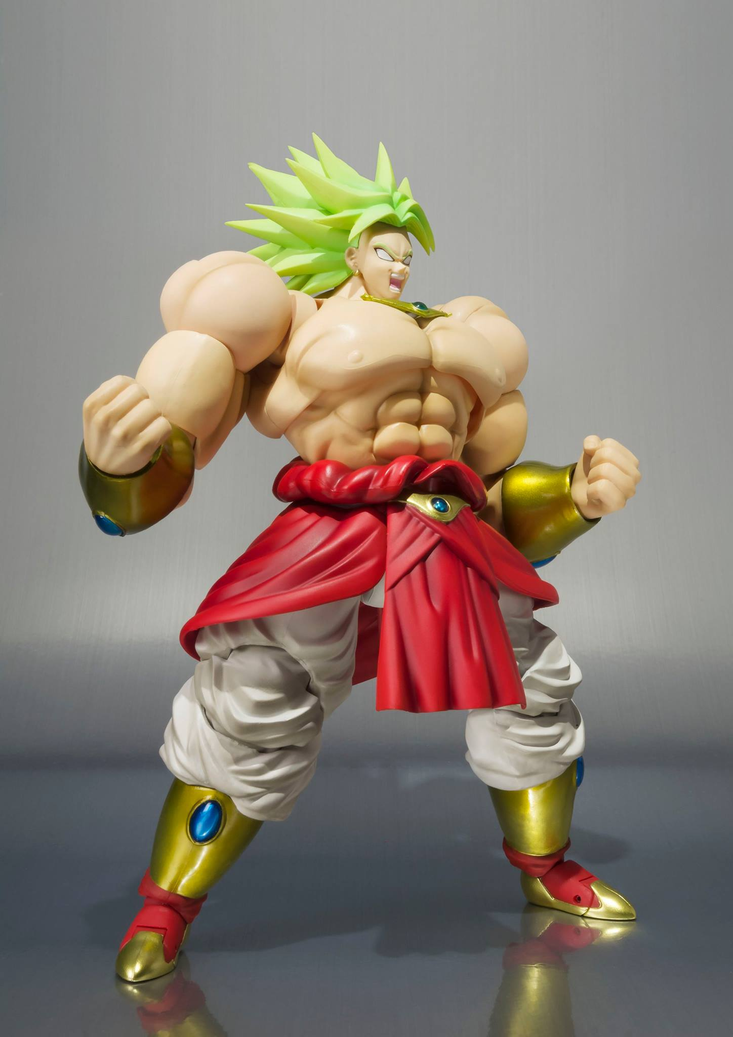 Hd Broly Wallpaper Sdcc 2016 Sh Figuarts Dragon Ball Z Broly Premium Color