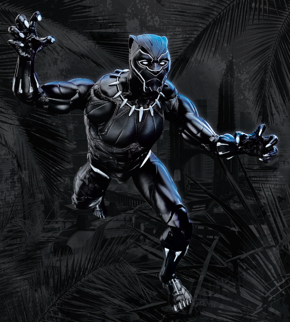 Warrior Falls Mcu Wallpaper Marvel Legends 12 Inch Black Panther Details The Toyark