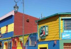 عشر مدن ملونة حول العالم