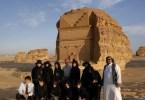 المرشدون السياحيون في المملكة