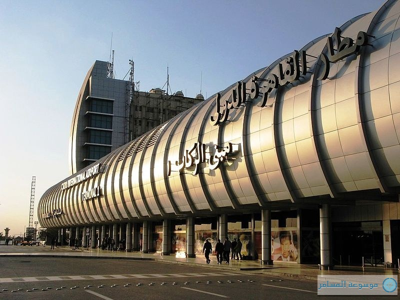 انطلاق أول رحلة جوية من مصر إلى إيران